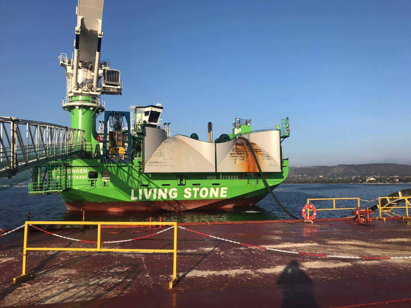 Bridges2000 Project Offshore Gangway Middellandse Zee