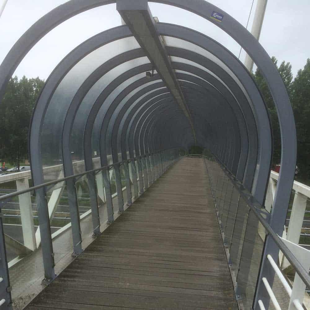 Bridges2000 oplossingen bruggen brug type B